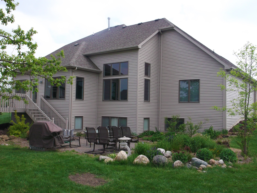 Fort Wayne Residential Exterior Painting Aaa