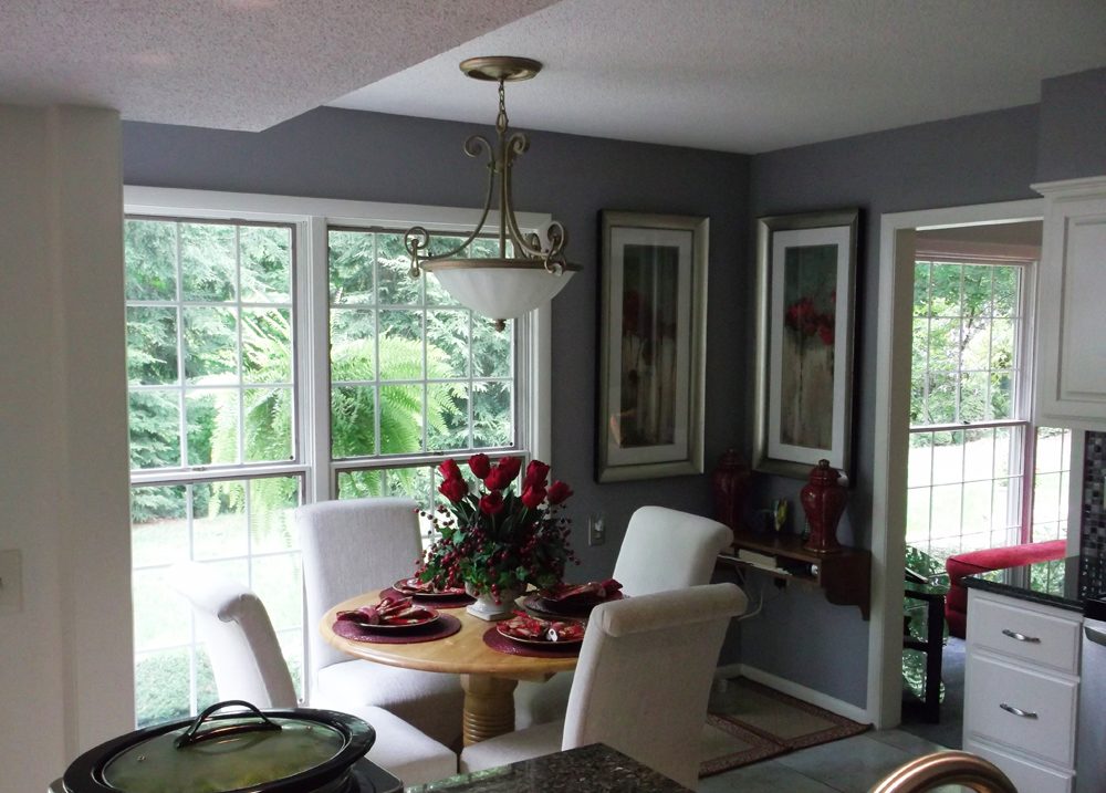 Fort Wayne Interior Painter: Dining Room